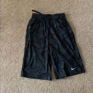 Kids large Nike shorts